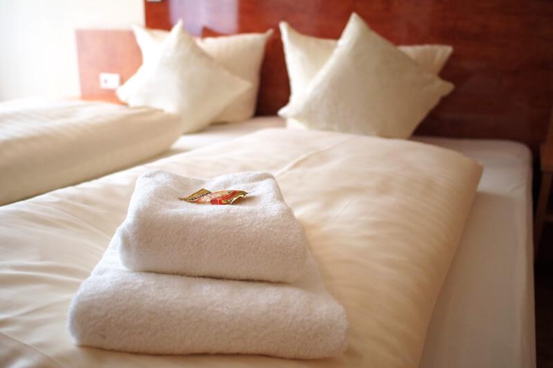Zimmer Hotel am Holzhafen
